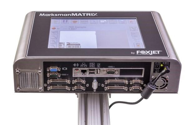 Sistema de inyección de tinta Matrix
